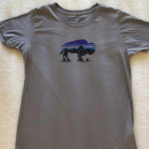 New! Women's Patagonia Organic Crew T-shirt